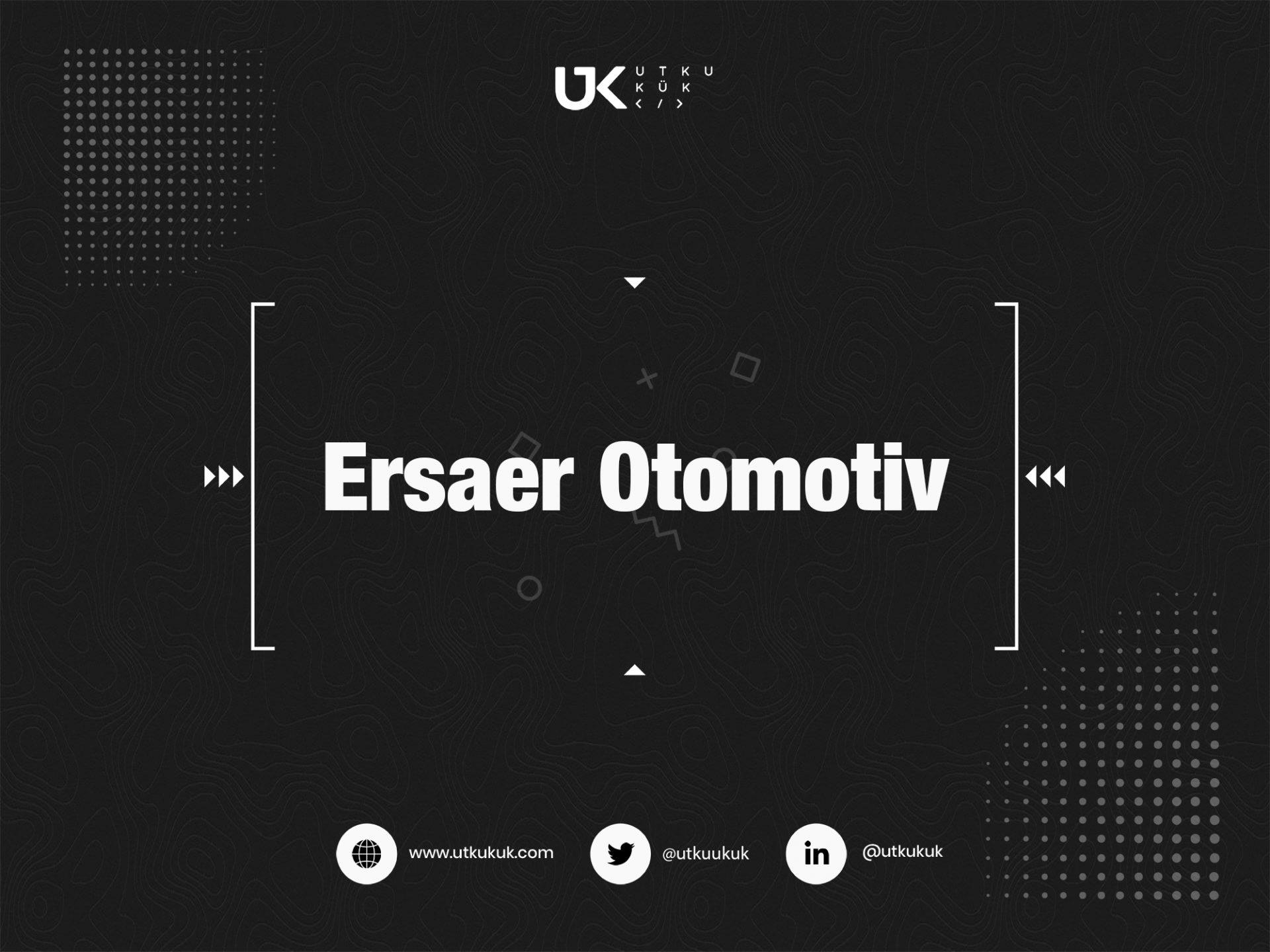 Ersaer Otomotiv